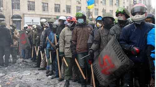 Украине грозит повторение судьбы Югославии