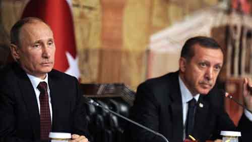 Россия валит Эрдогана из-за Сирии?