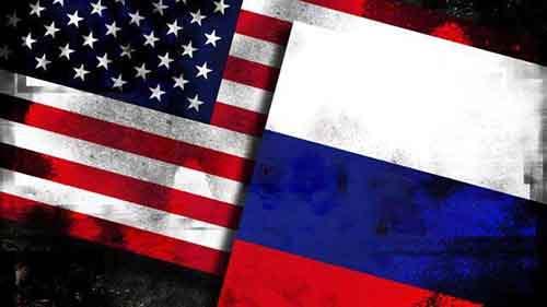 Новая холодная война между Россией и США