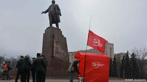 Харьков разрывается между Европой и Россией
