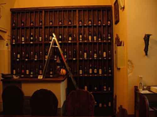 Выбор винного шкафа для магазина