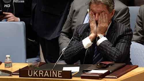 Двойные стандарты Запада в отношении Украины