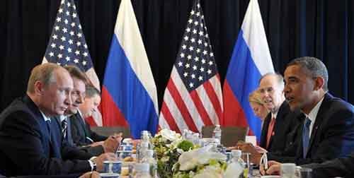 Россия против США: появление новой нейтральной группы