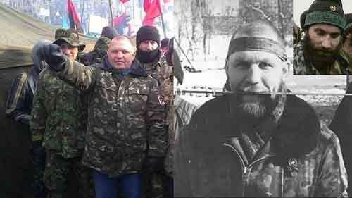 Правый сектор объявил о мести главе МВД Украины за смерть Саши Белого