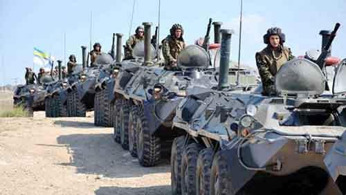 Украинские военные вместе с техникой и имуществом стоимостью $11,439 млрд. покинут Крым