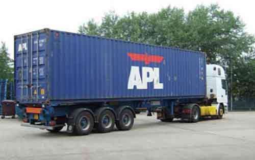 Услуги транспортировки грузов