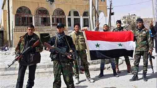 Сирийские вооружённые силы одержали по всей стране ряд убедительных побед над боевиками, пользующимися поддержкой из-за рубежа.