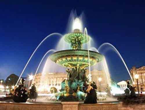 Париж прекрасное место для отдыха