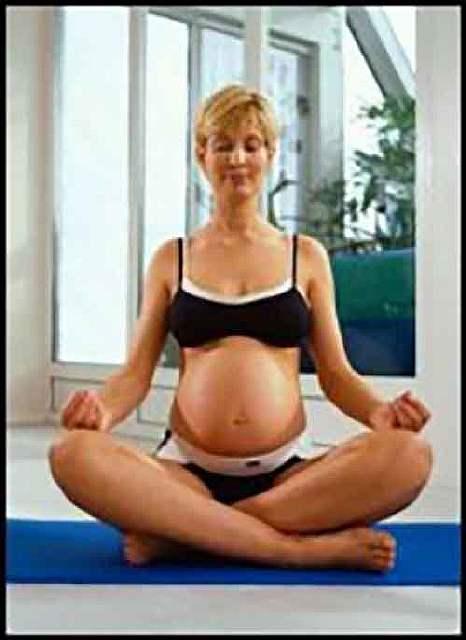 Способ избежания разрывов при родах-массаж промежности