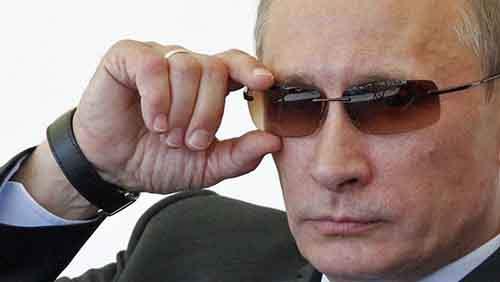 Путин наводит страх Божий на Новый мировой порядок