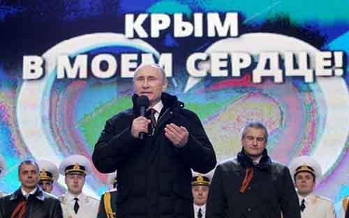 Азия не будет «изолировать» Россию