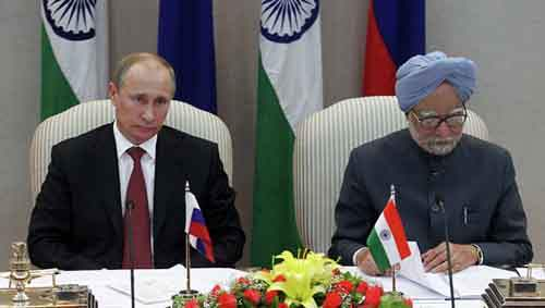 В вопросе украинского кризиса Индия выбирает сторону России