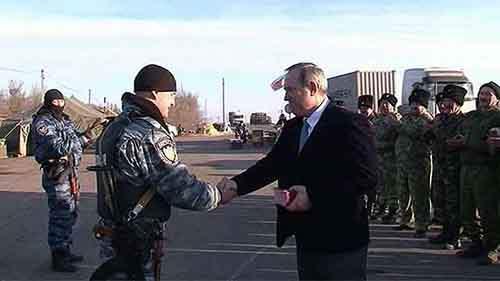 Российские силовики воюют друг с другом