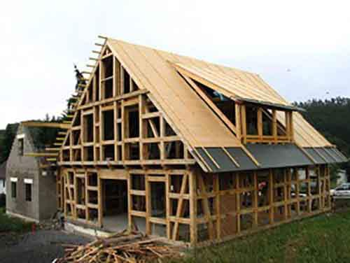 К строительству дома нужно подходить правильно