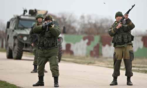 Столкновения в Крыму – плод западной экспансии