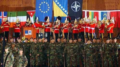 Восточная экспансия НАТО