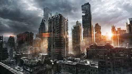 Как будет выглядеть закат эпохи человечества