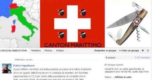 Итальянцы просят Швейцарию купить Сардинию