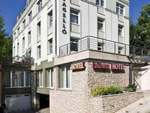 Лучшие бизнес-отели Будапешта