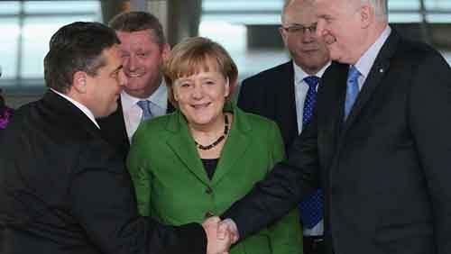 Министр энергетики Германии: альтернативы российскому газу нет