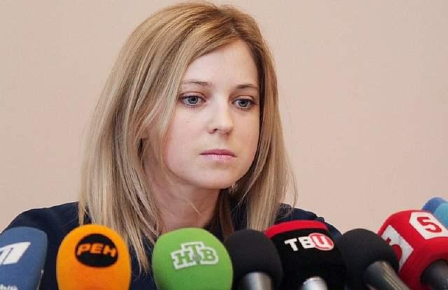 Знакомьтесь, новый прокурор Крыма - Наталья Поклонская