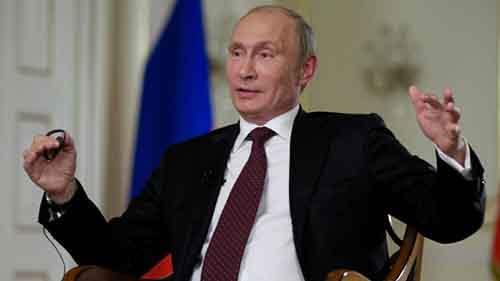 Путин предвкушает сирийскую победу