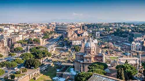 Рим на грани «детройтского» банкротства