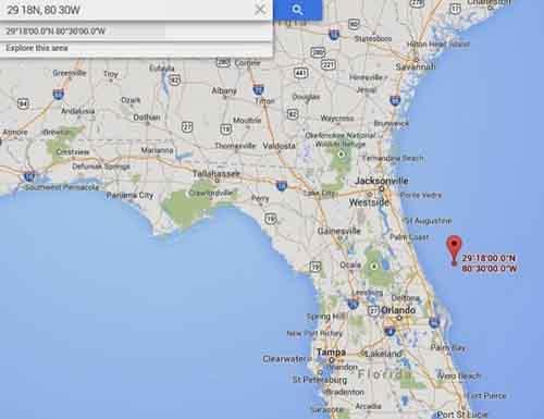 Что делают русские у берегов Флориды?