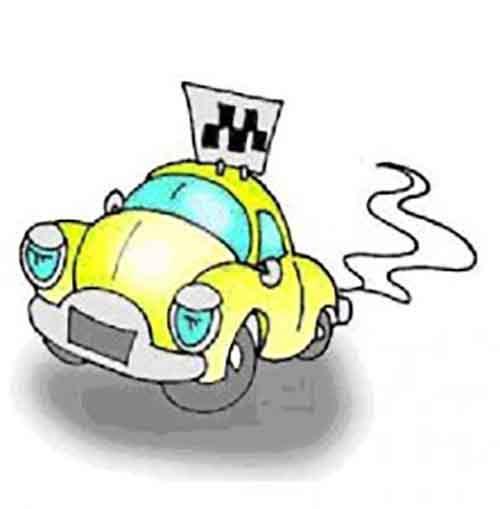 Преимущество службы такси