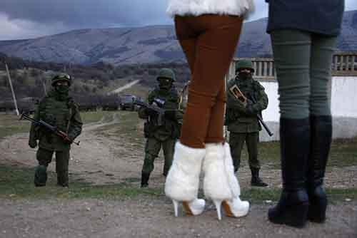 Как Запад может победить Россию и в конечном итоге вернуть Крым
