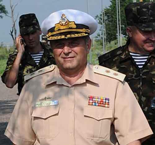 Исполняющий обязанности министра обороны в новом правительстве Украины Игорь Тенюх