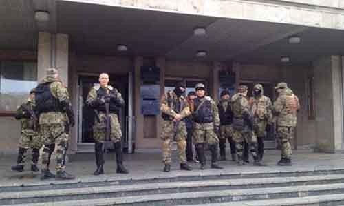 Почерк убийства депутата в Славянске характерен для Российского спецназа