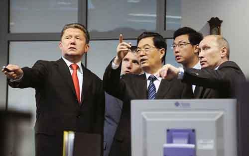 Азиатские партнёры «Газпром нефти»