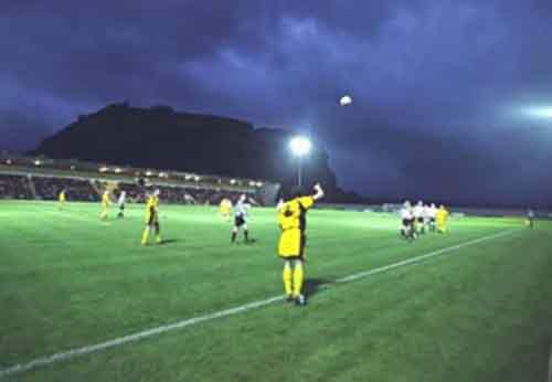 Освещение стадионов и его особенности