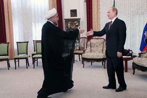 Иран и Россия работают над заключением бартерного соглашения на 20 миллиардов долларов