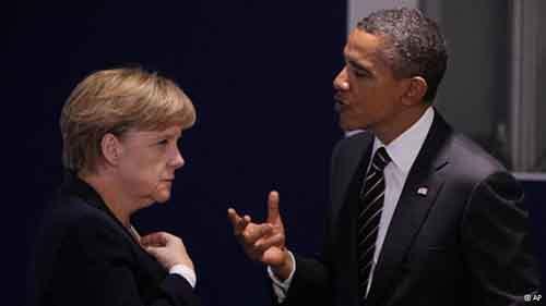 Германия восстаёт против Запада в российской проблеме