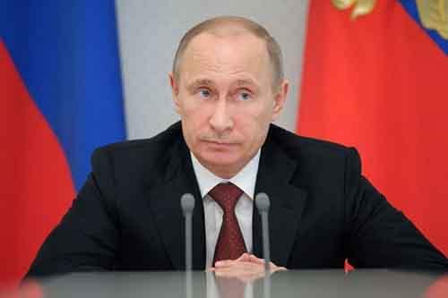 Путин разыгрывает карту близости России и Украины