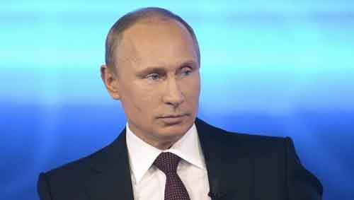 Путин: надо признать суверенитет Приднестровья