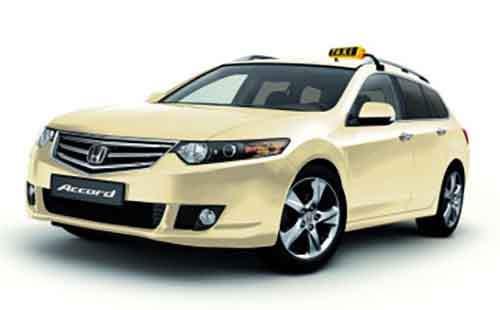 Автомобиль для работы в такси