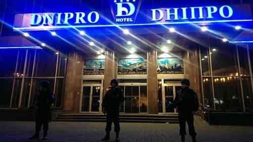 «Правый сектор» открыл стрельбу в центре Киева: ранено трое, двое - тяжело