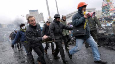 Генеральный ФСБ, находился в Киеве во время убийств на Майдане