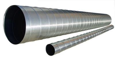 Металлические воздуховоды для систем вентиляции и кондиционирования