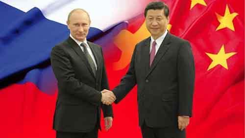 Россия с Китаем пытаются обойти США