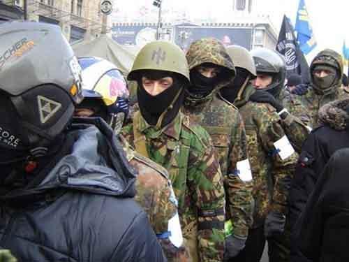 Украина: И начнётся Антимайдан