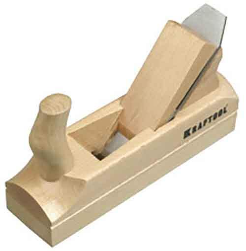 Рубанок как инструмент для деревообработки