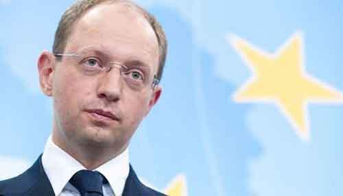 и.о. премьер-министра Украины Арсений Яценюк