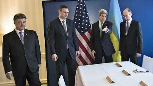 Почему США так одержимы Украиной?