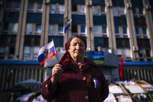 Хочет ли Восточная Украина присоединения к России?