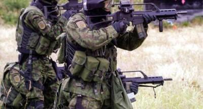 Крымский спецназ стреляет с удовольствием