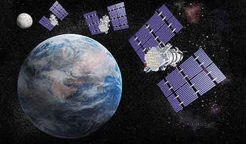 Сбой с перезагрузкой - восемь спутников ГЛОНАСС одновременно вышли из строя